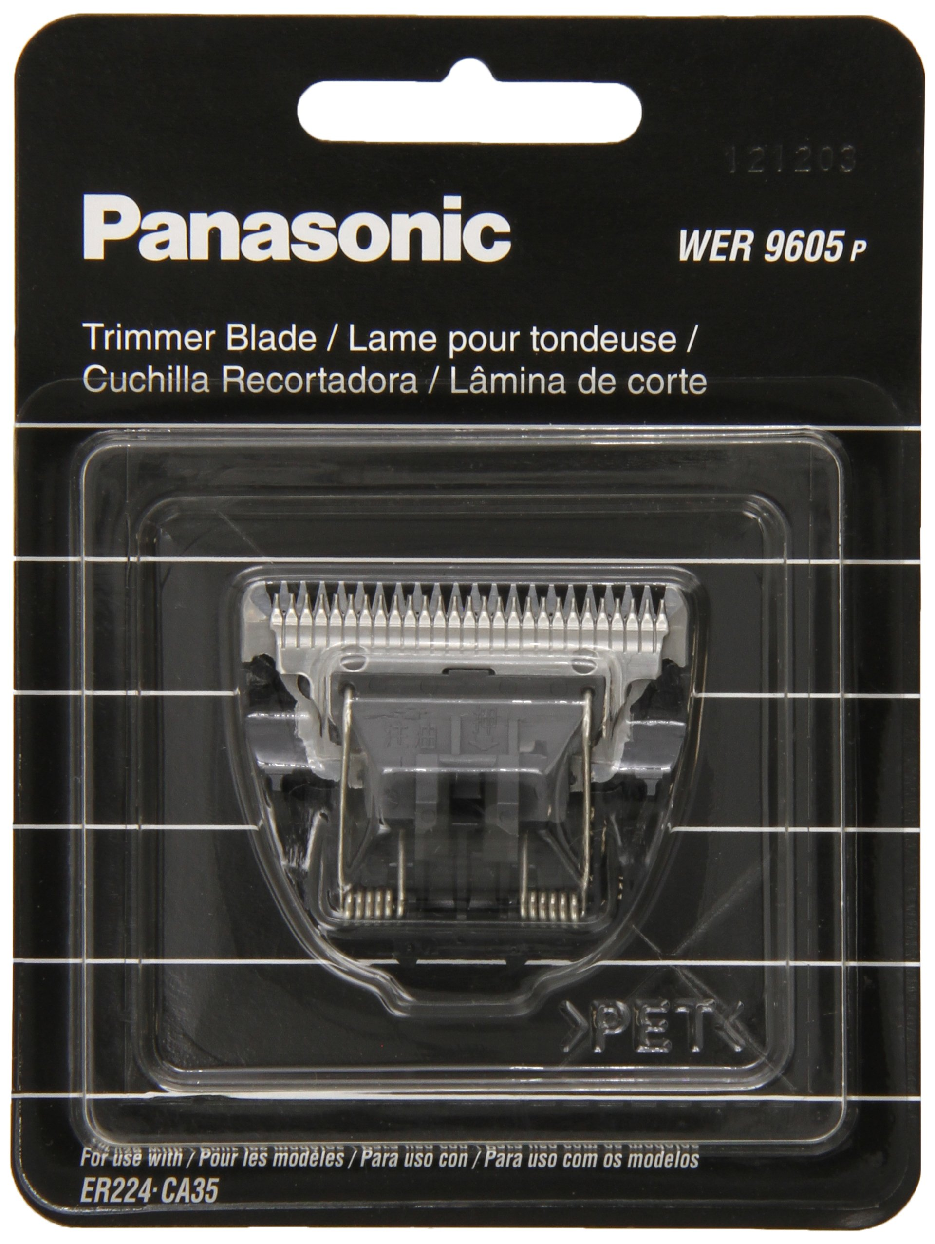 Panasonic WER9605P Hair Trimmer Replacement Blade