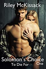 Solomon's Choice 1: To Die For (Men of the Badge Book 13) Kindle Edition