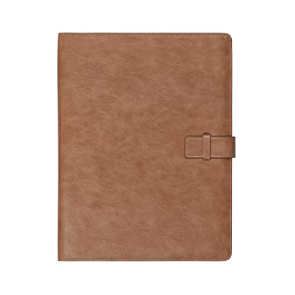 amazon com forevermore leather portfolio padfolio professional