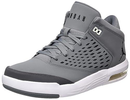 Jordan Nike de los Hombres Flight Origin 4 Baloncesto Zapato Cool