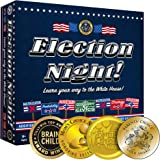 Election Night! Board Game - Winner of 2019 Parents Choice Gold Award. A Super Fun Way to Learn Essential Math…