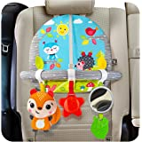 Benbat Dazzle Double Sided Car Arch Activity Center Baby/Infant 0m+ Hanging Toys