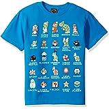 Nintendo Boys Pixel 9 Cast Graphic T-Shirt