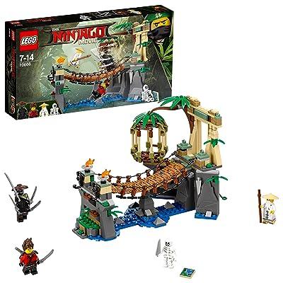 LEGO Ninjago - Master Falls: Toys & Games
