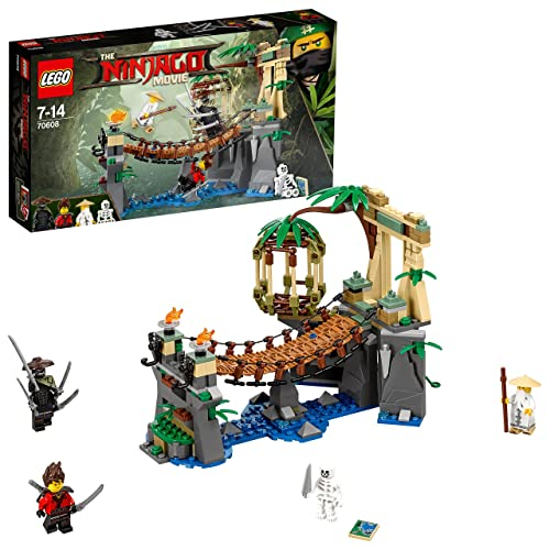 LEGO Ninjago Movie 70608 Master Falls Toy
