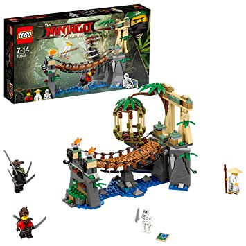 LEGO Ninjago - Cataratas del Maestro (70608)