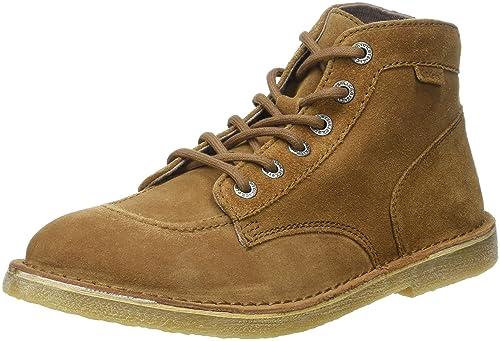 Kickers Sneaker Uomo, Marrone (Marrone (Camel 114)), 41 EU