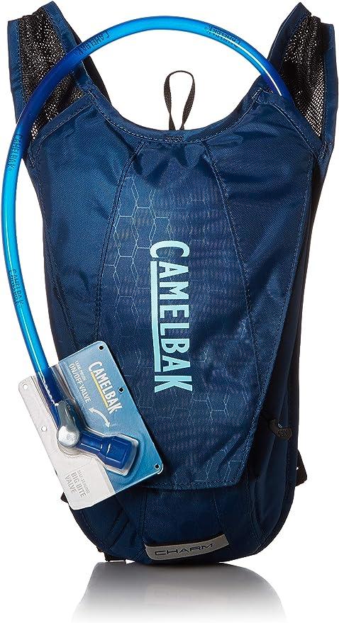 CamelBak Charm Mochila de hidratación para Mujer (50 oz), Color Azul