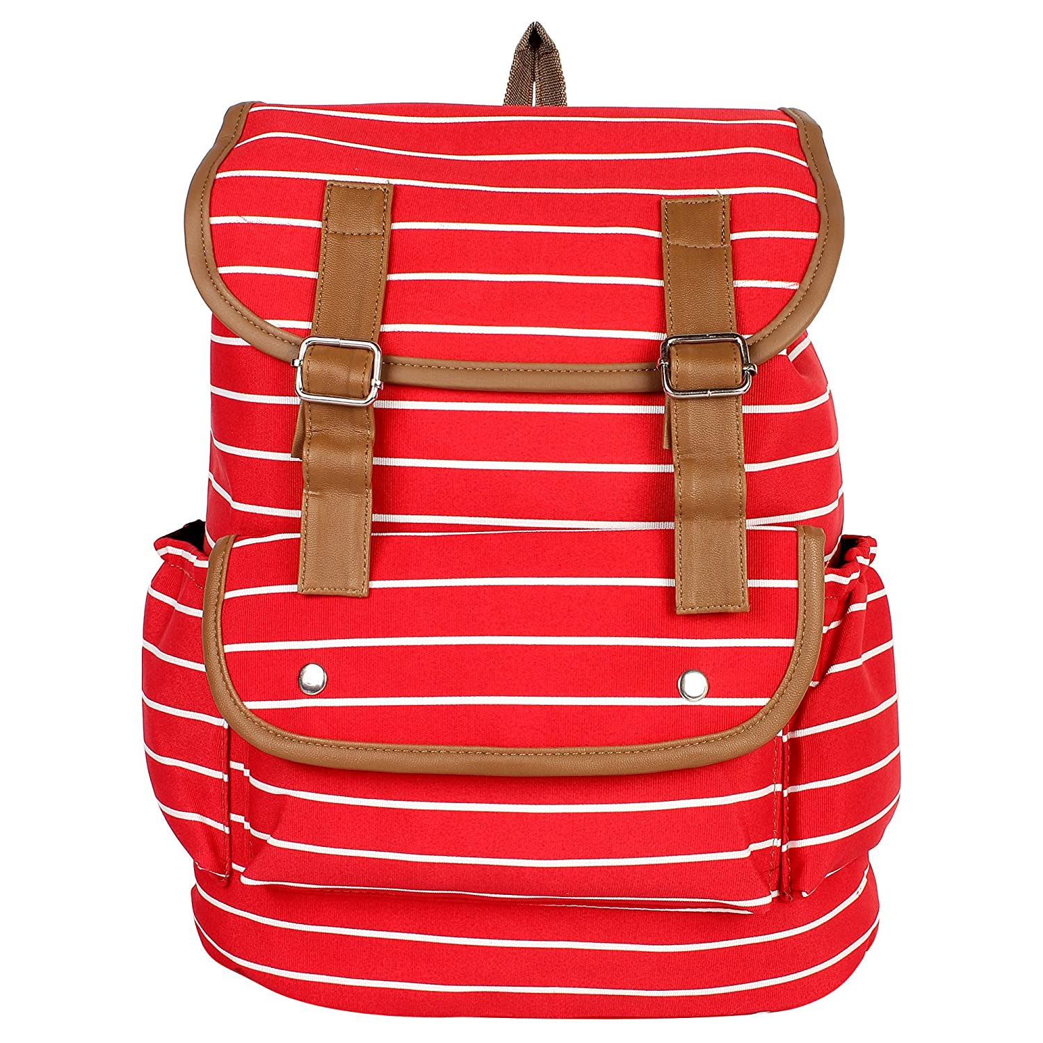 8ff262c2c029 Buy Atled Red Women s Backpack Online at Low Prices in India - Amazon.in