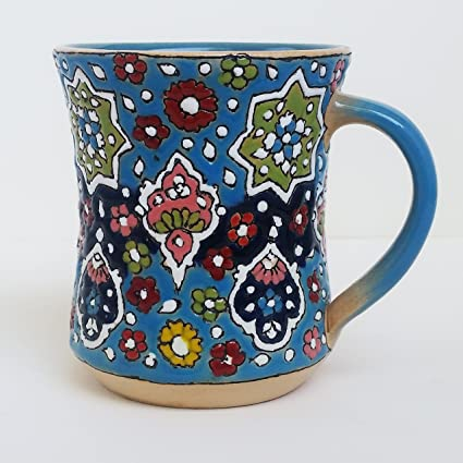 Ariocraft Handmade Decorative Ceramic Mug Pottery Home Decor