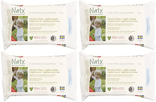 Amazon.com: (10 PACK) - N/Baby Wipes - Lightly Scented Sensitive | 390g | 10 PACK - SUPER SAVER - SAVE MONEY: Health & Personal Care