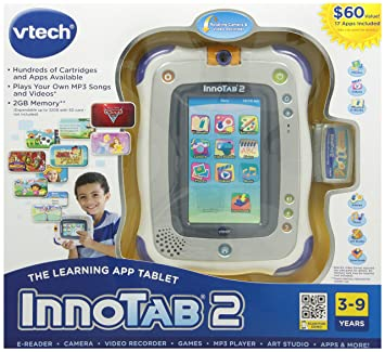 Outstanding Vtech Innotab 2 Kids Tablet Blue Home Remodeling Inspirations Genioncuboardxyz