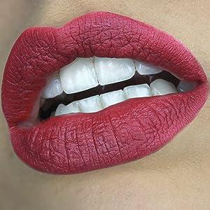 Liquid Matte Lipstick Long Lasting Waterproof Lip Gloss - Marisol