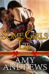 Some Girls Lie (Outback Heat Book 4) Kindle Edition