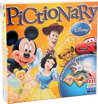 Pictionary Y0743 - Disney, Juego de Mesa [Importado de Francia]: Amazon.es: Juguetes y juegos