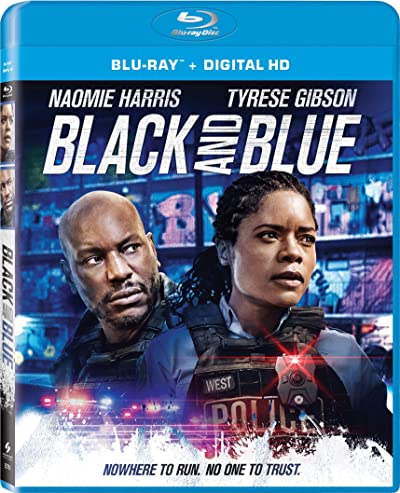 Black and Blue 2019 Full English Movie Download 720p BluRay