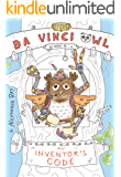 Da Vinci Owl: An Inventor's Code (Create Huge Poster, Smart Funny Shot Stories and Kids' Hidden Pictures)