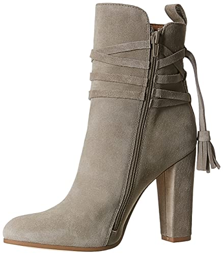 de42f232cd0c Steve Madden Women's Glorria Taupe Suede Boots - 8 UK/India (40.5 EU)(10  US): Buy Online at Low Prices in India - Amazon.in