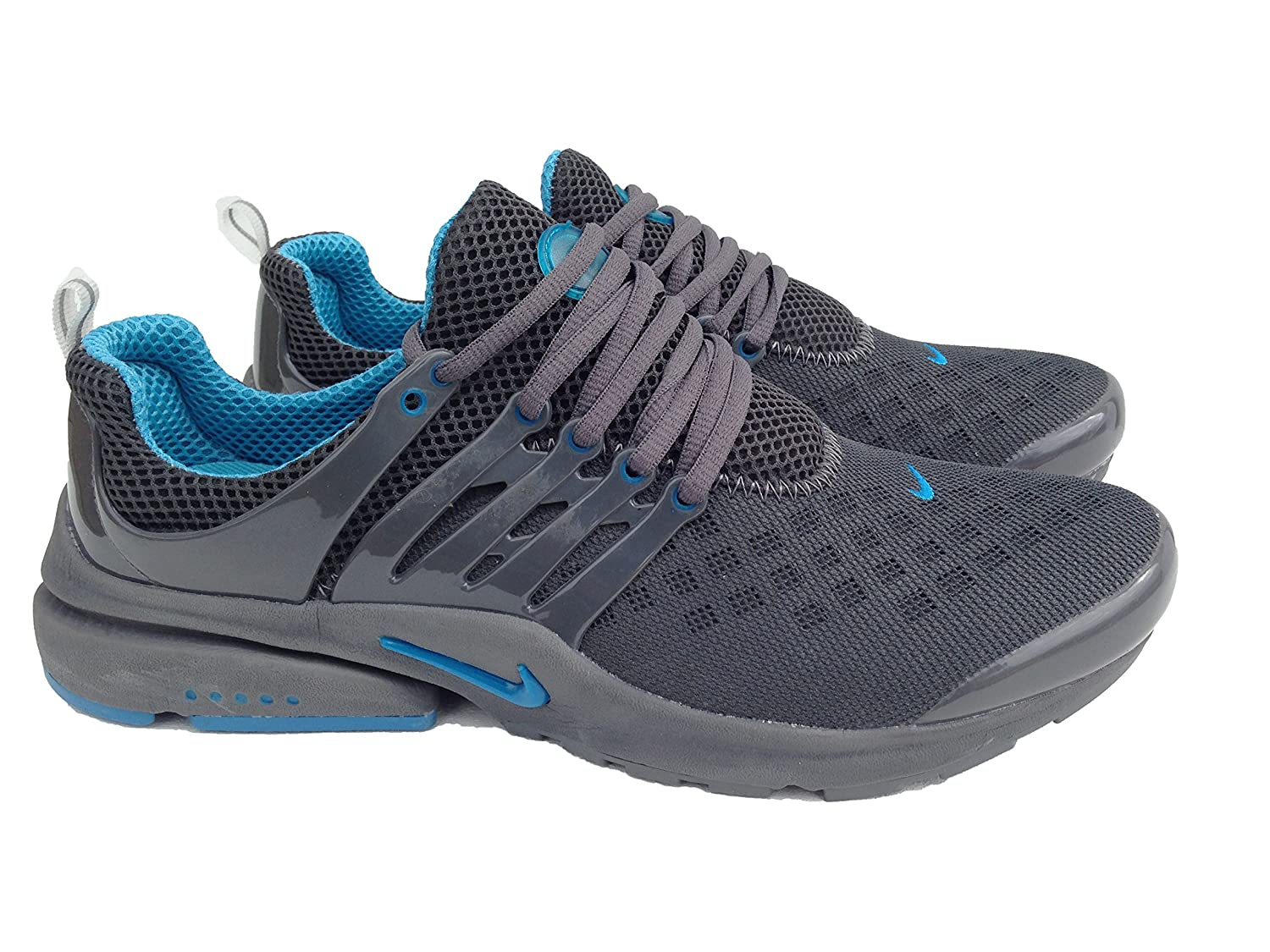 super popular 1a1aa 2dff7 Nike Air Presto Carbon Grey Blue Mens Trainers Shox Shoes ... Sizes 6-11  (10): Amazon.co.uk: Sports & Outdoors