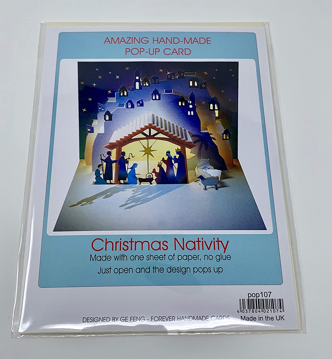 Amazon Spread Holiday Joy with this Lovely Holy Night Nativity