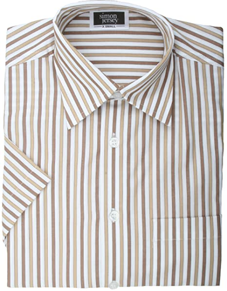 Simon Jersey - Camisas - para mujer Marrón blanco/marrón 50