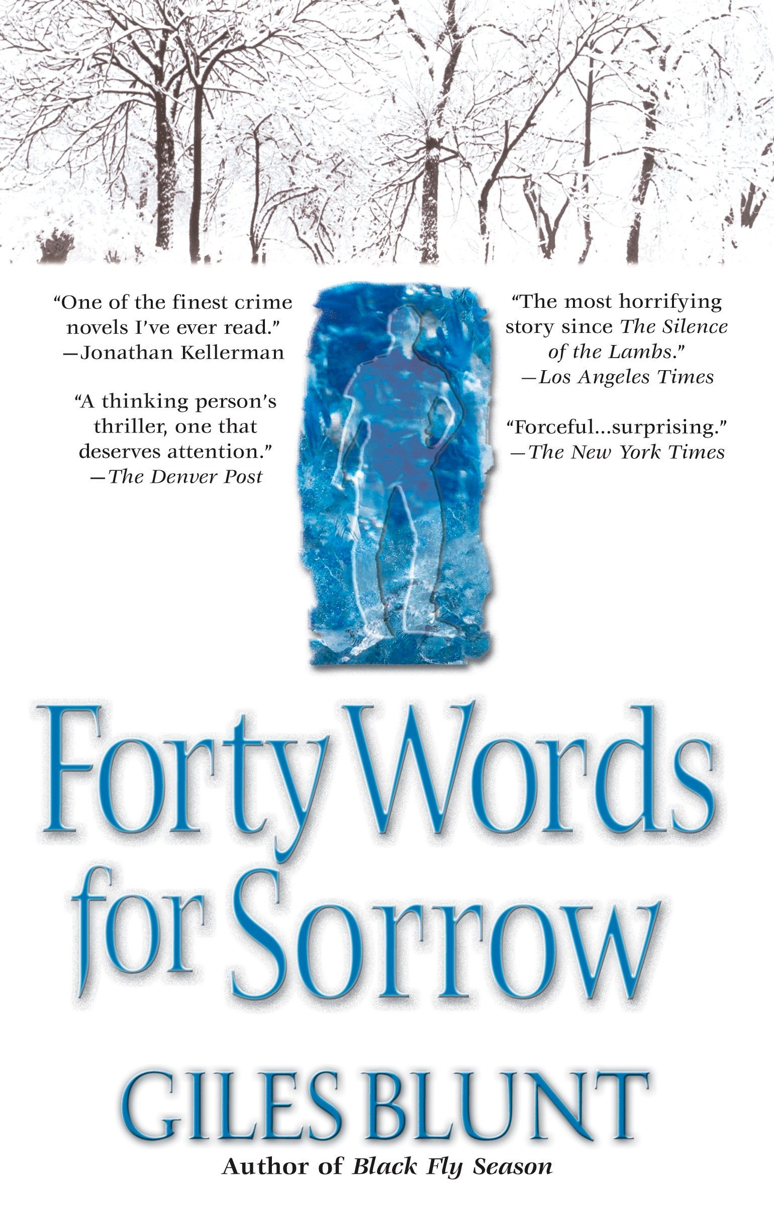 Forty Words for Sorrow: A Thriller pdf