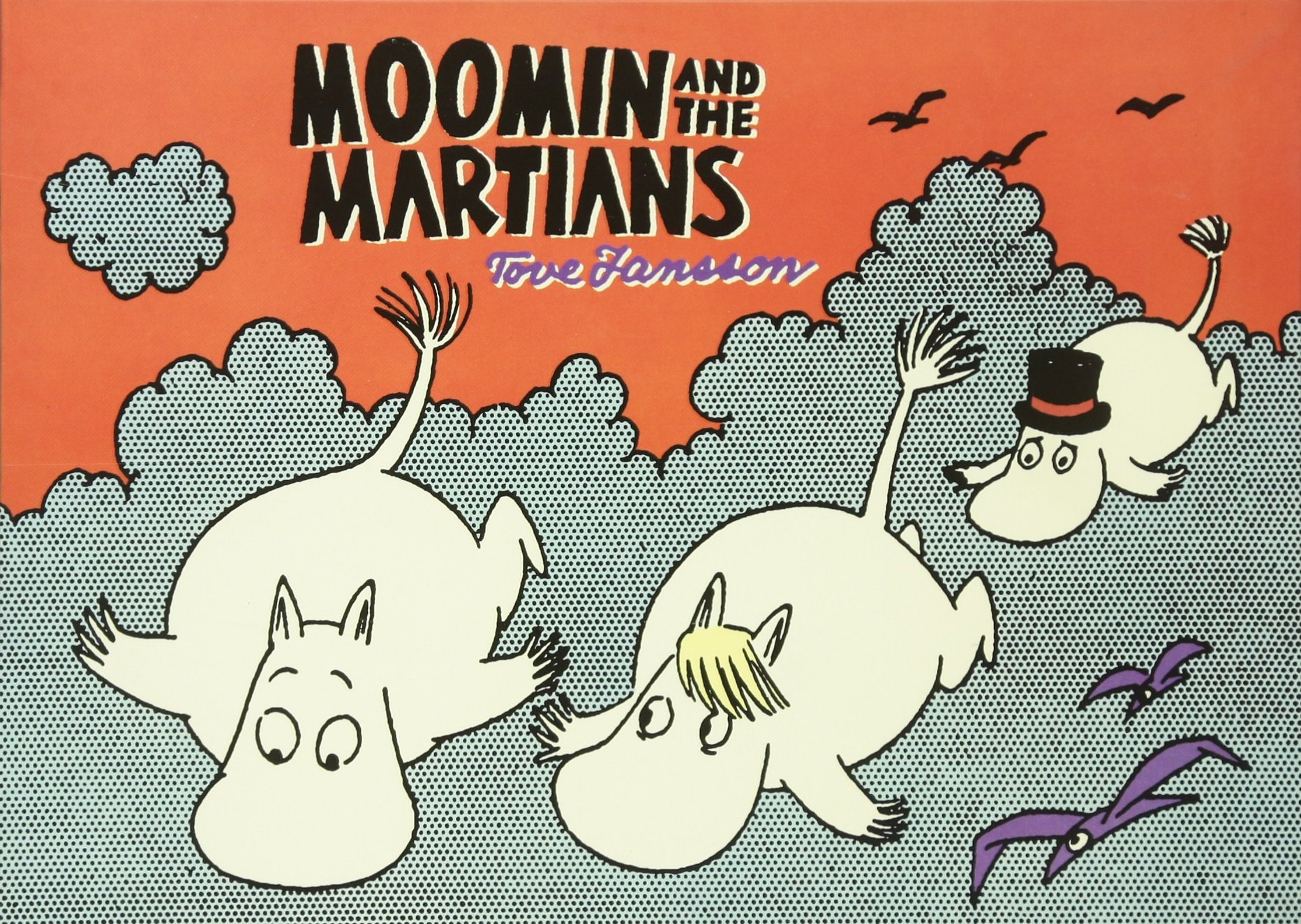 Moomin and the Martians ebook