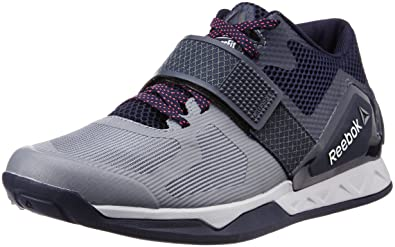 Reebok Men's R Crossfit Transition Lft Dust, Red, Navy, Grey and Pewter  Multisport