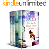 The Nordic Heart Series Books 1-4: An Epic True Love Story