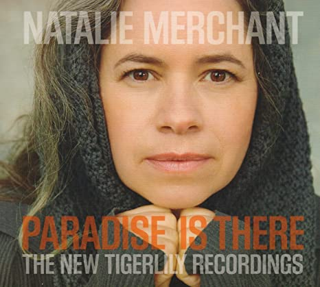 Music Poster Promo The Natalie Merchant Collection