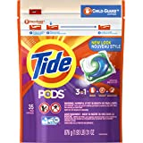 Tide PODS Spring Meadow Scent HE Turbo Laundry Detergent Pacs, 35 count