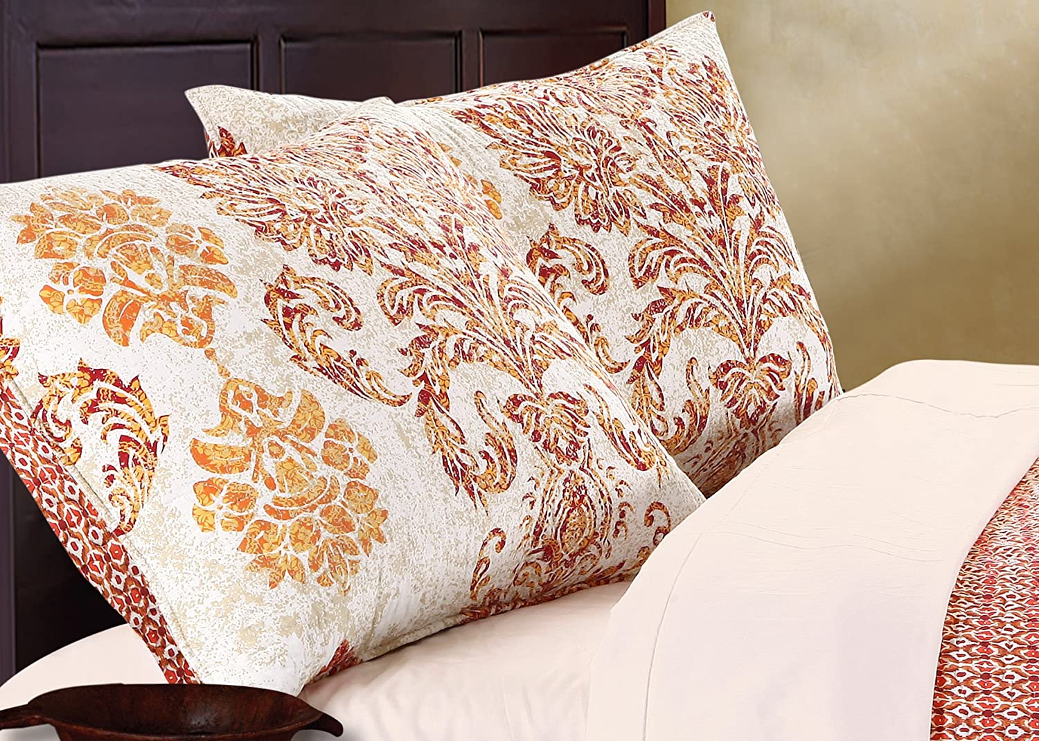 Greenland Home 2 Piece Tuscany Quilt Set, Twin