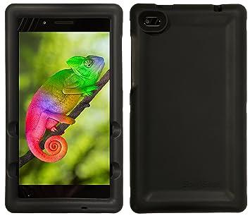 BobjGear Bobj Carcasa Resistente para Tablet Lenovo Tab 7 Essential TB-7304F, TB-7304I, TB-7304X - (Negro)