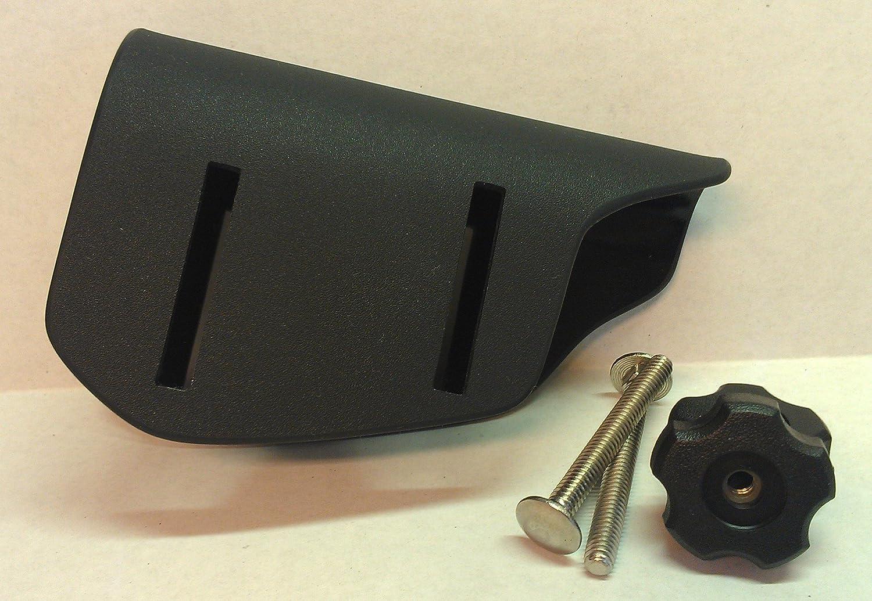 """Matthew'S Fabrication Adjustable Kydex Cheek Rest Riser .125"""" - Premium Cheek Rest"""