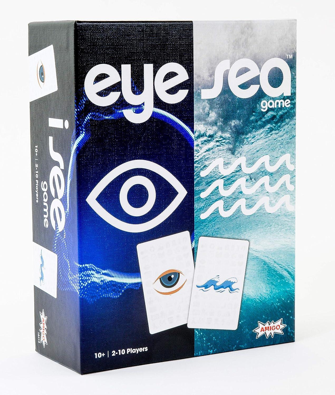 Amigo Eye Sea Childrens Board Game