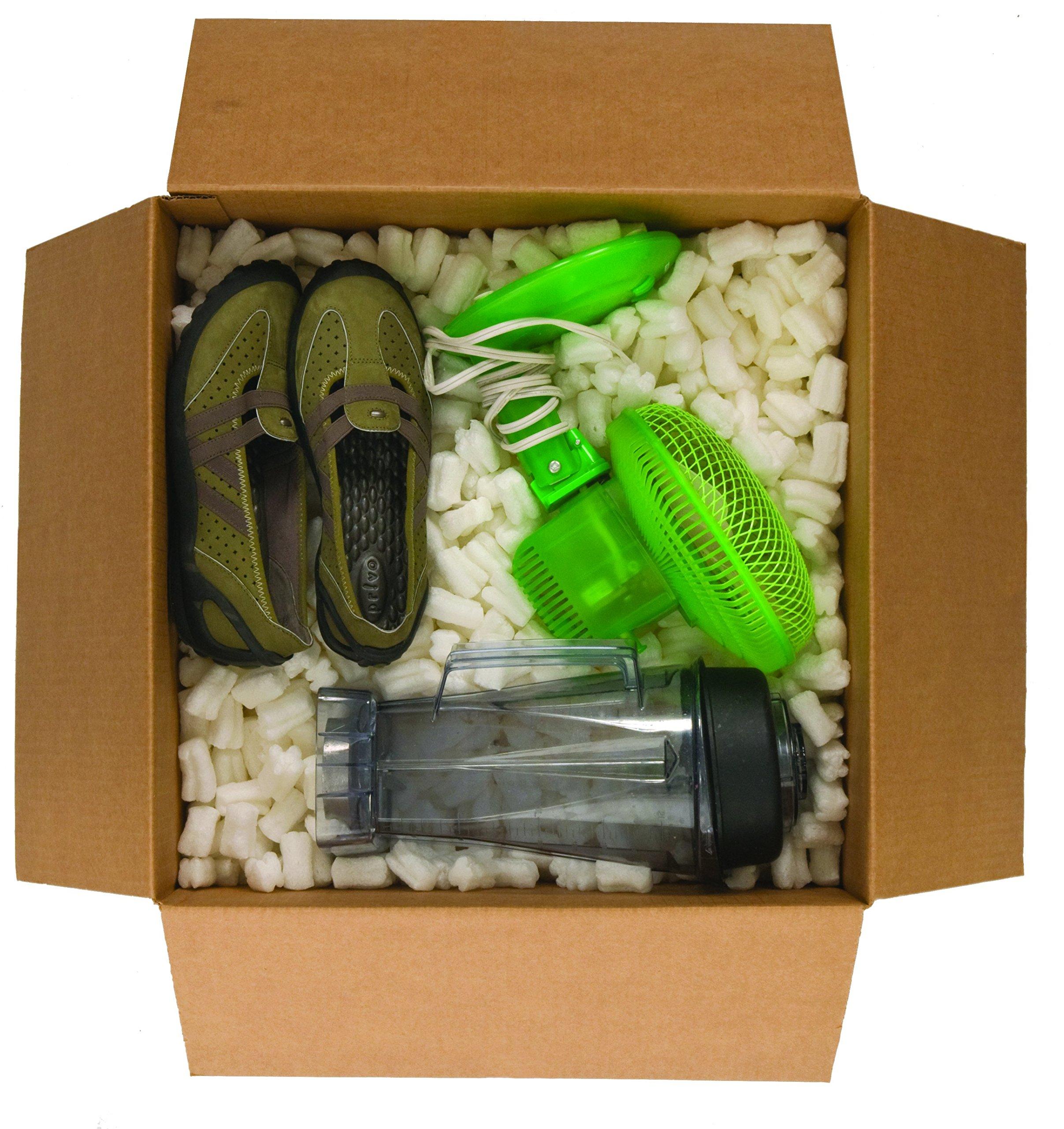 EcoBox Medium Moving Boxes Economy Size 18'' x 14'' x 12'' Pack of 20 (V-11618)