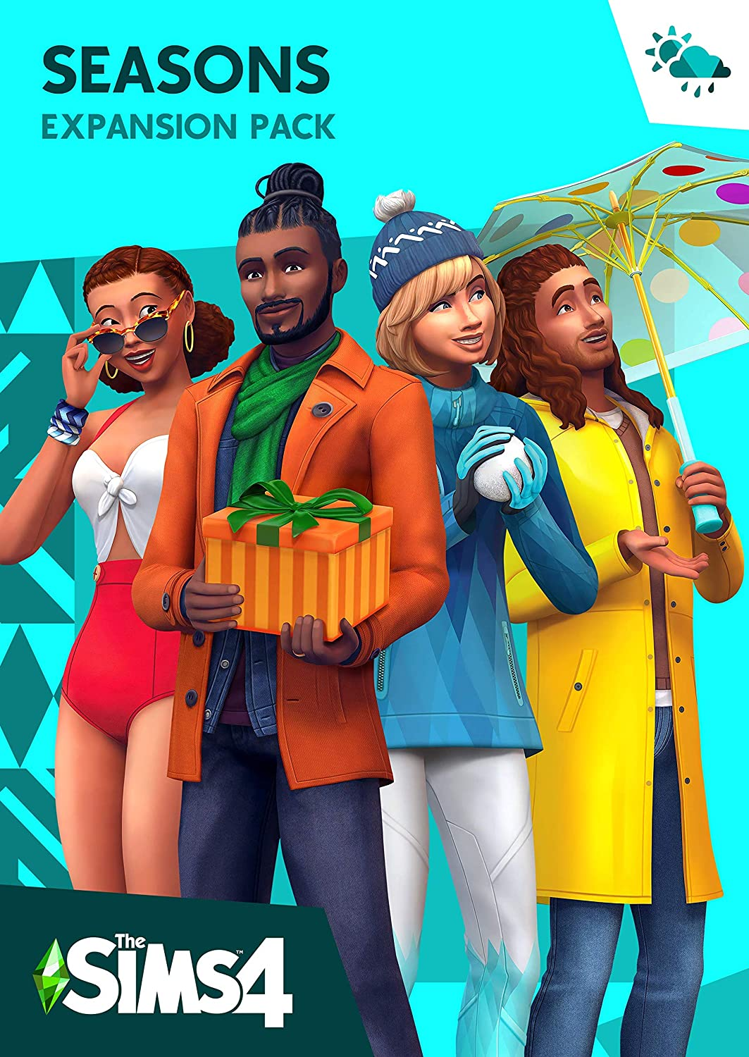 Amazon com: The Sims 4 Seasons [Online Game Code]: Video Games