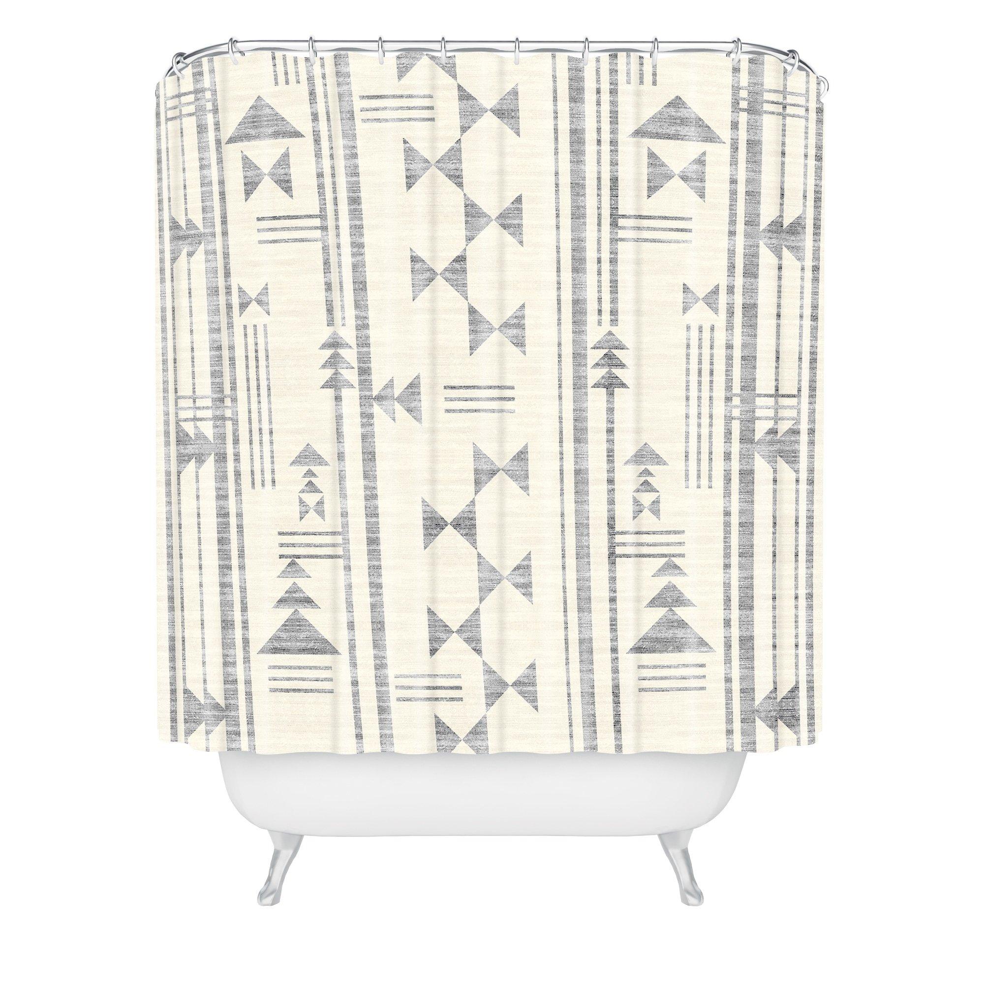 Holli Zollinger INDIO Shower Curtain