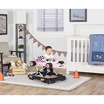 Dream On Me Victory Lane Activity Walker, Pink : Baby