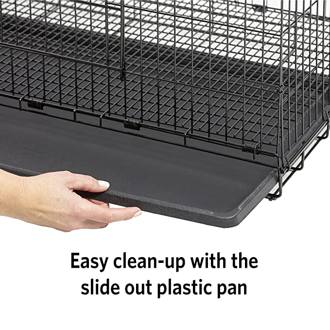 Midwest wabbitat Plegable Jaula para Conejos: Amazon.es: Productos ...