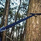 Foxelli Hammock Straps XL - Camping Hammock Tree