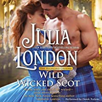 Wild Wicked Scot: The Highland Grooms, #1