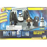 Doctor Who Dalek Progenitor Room Mini Construction Playset by Underground Toys