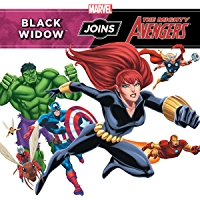 Black Widow Joins the Mighty Avengers (Marvel Storybook (eBook)) (English Edition)