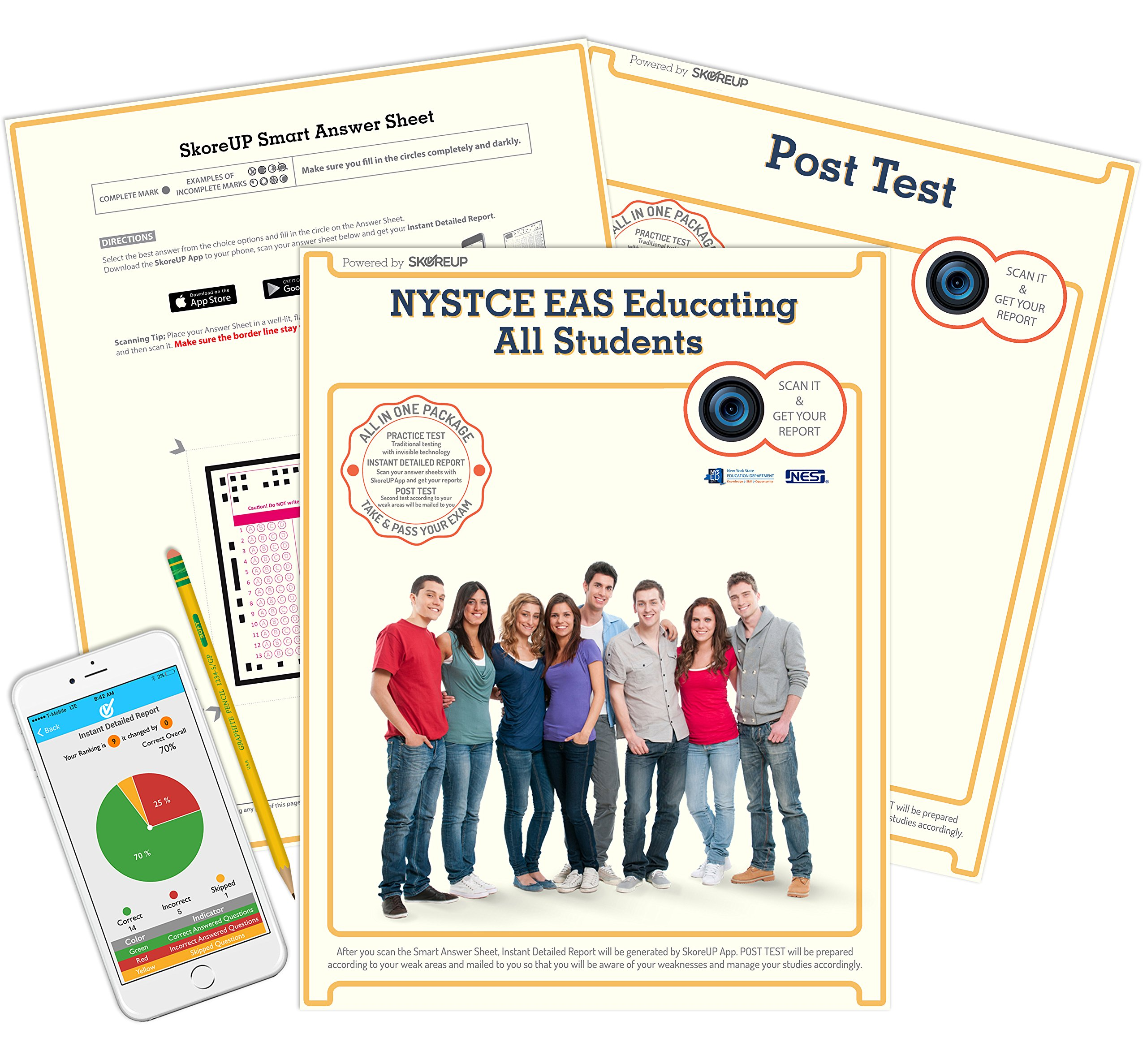 Nystce Eas Educating All Students Test New York State Teacher