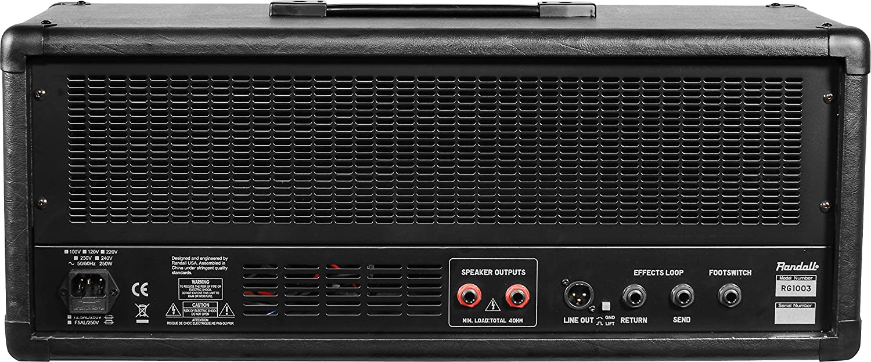 Randall RH100 Guitar Amplifier Head 100 Watts Loud High Gain Lead