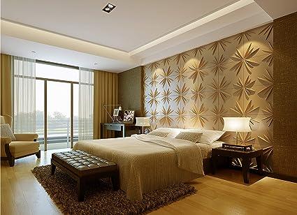 40D Decorative Wall PanelsPaintable Plant Fiber DesignTextured Eco Friendly Modern Wall Decor for TV WallsBedroomLiving Room Sofa Stunning 3D Design Bedroom