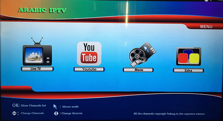 Arab Tv Box جهاز القنواة العربية: Amazon ca: Electronics