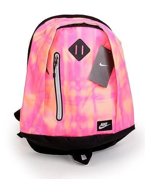 Nike Kid s color rosa Cheyenne mochila