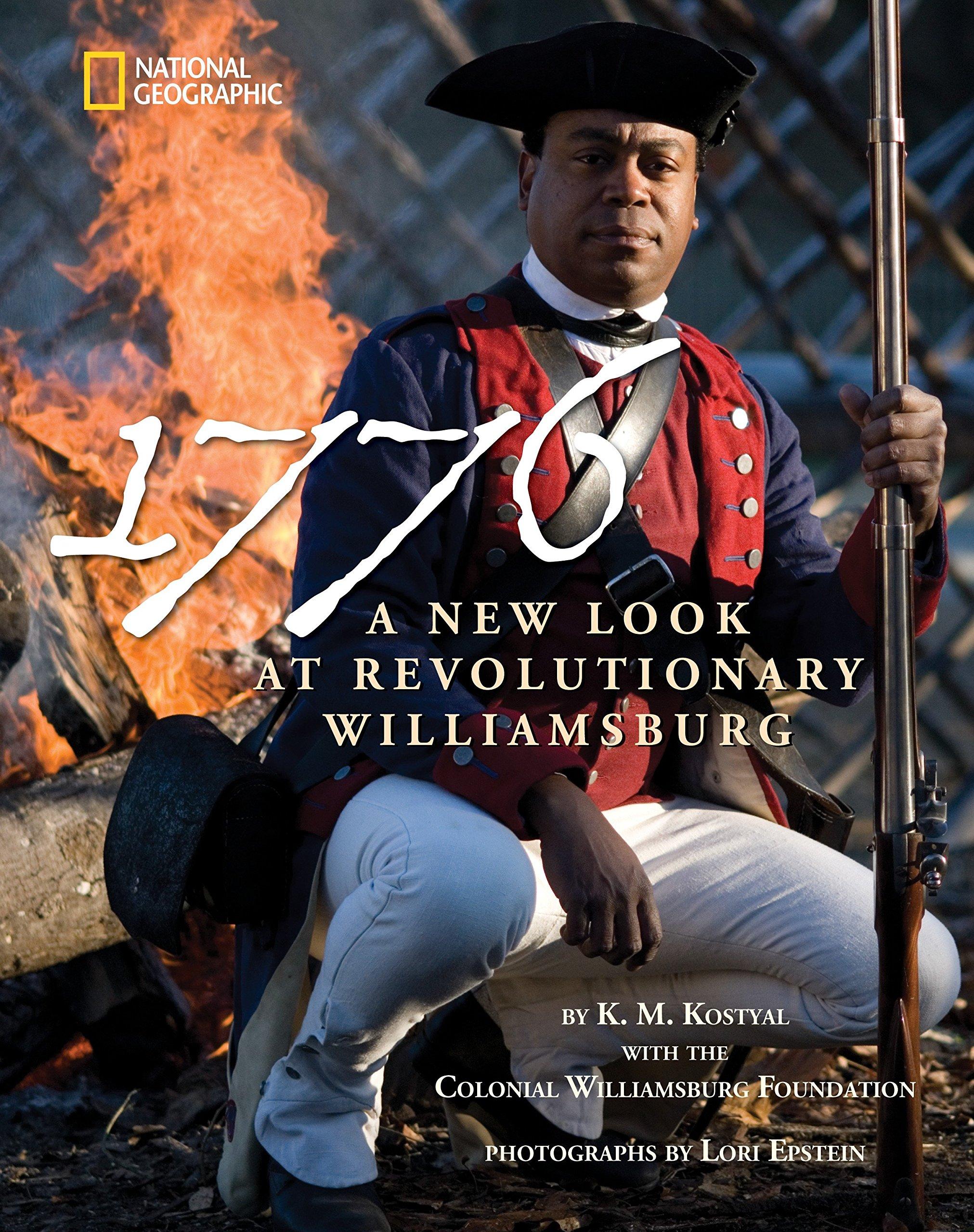1776: A New Look at Revolutionary Williamsburg pdf
